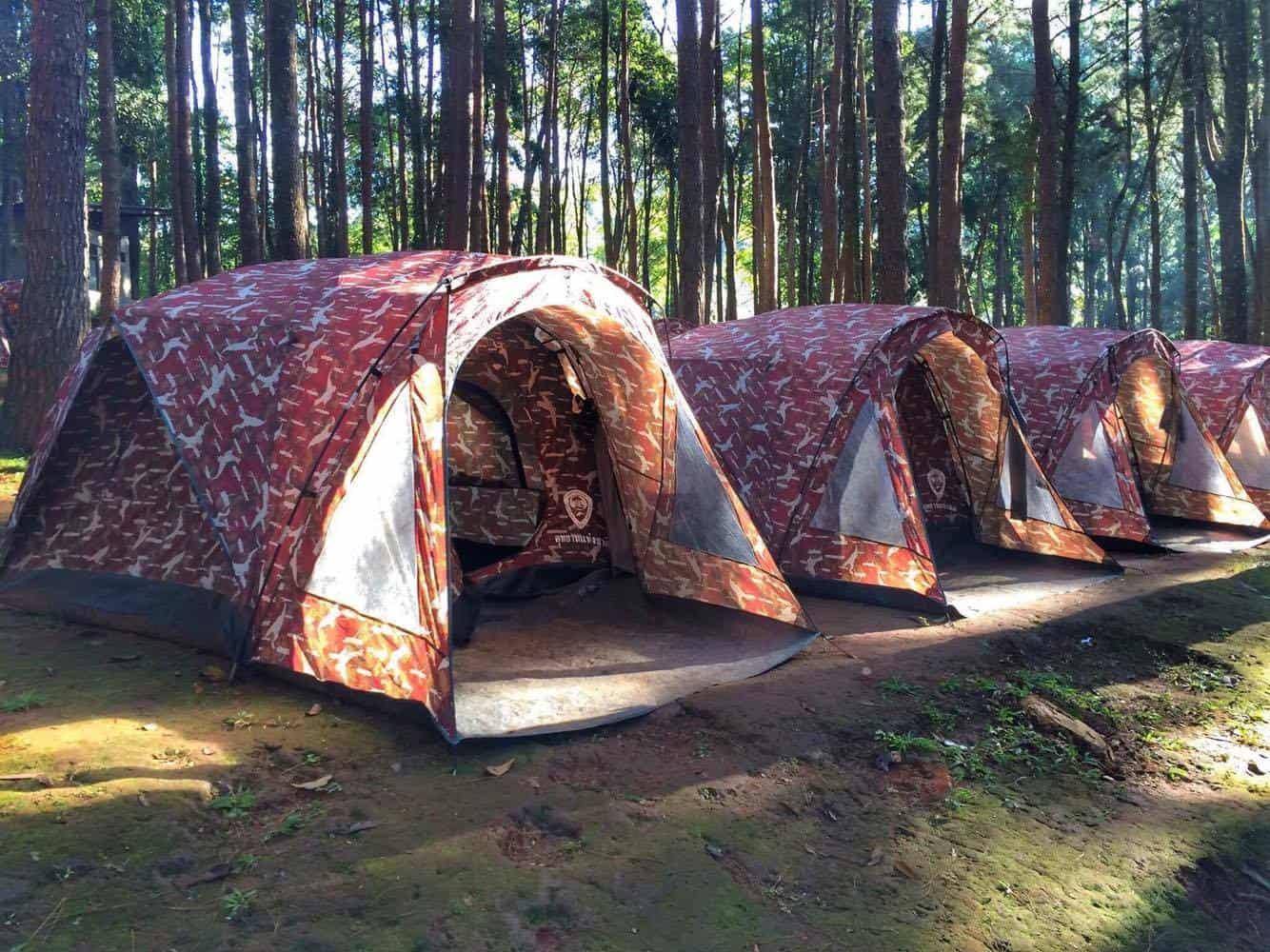 camping Doi Inthanon