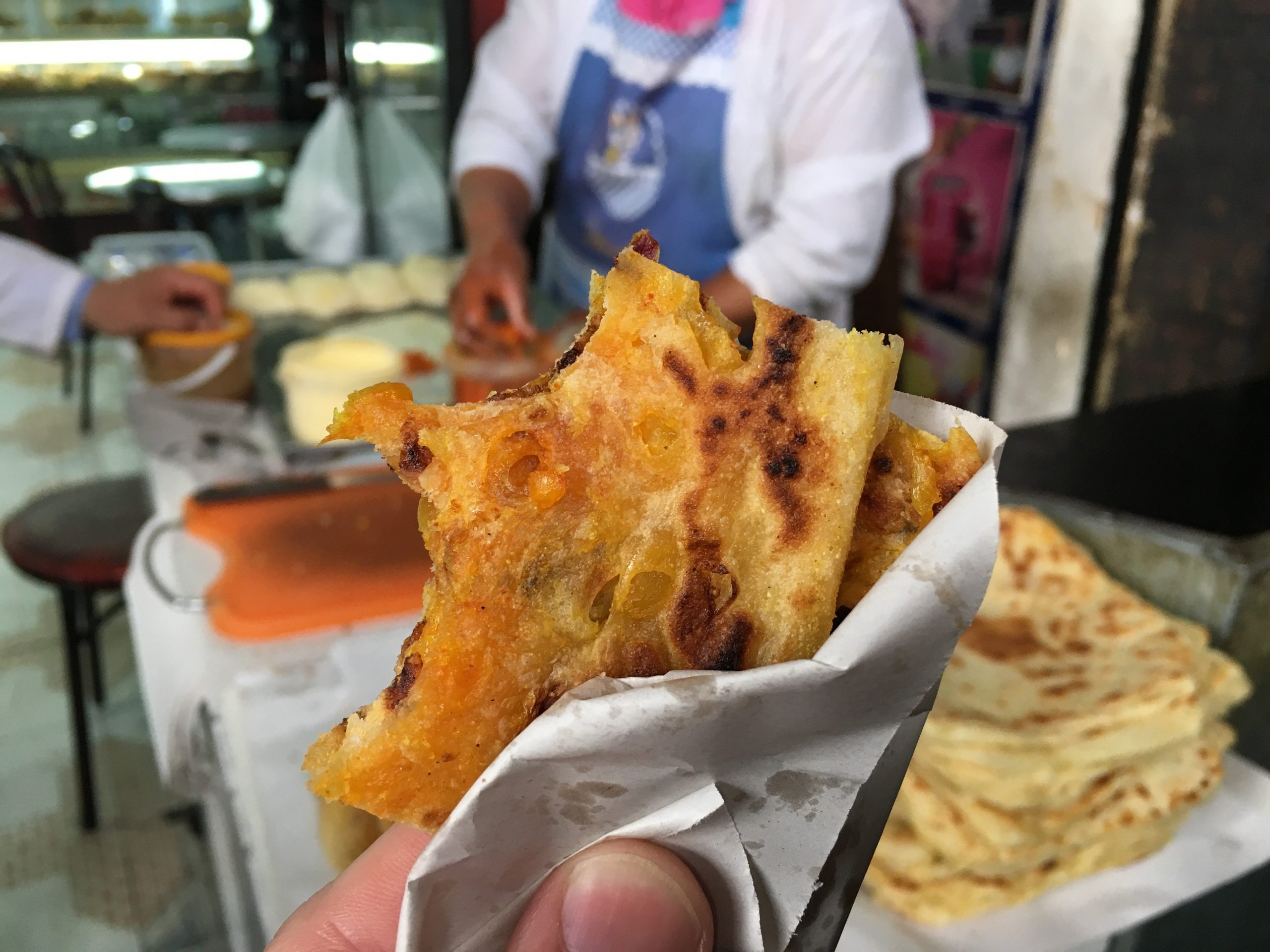walking food tour Marrakech