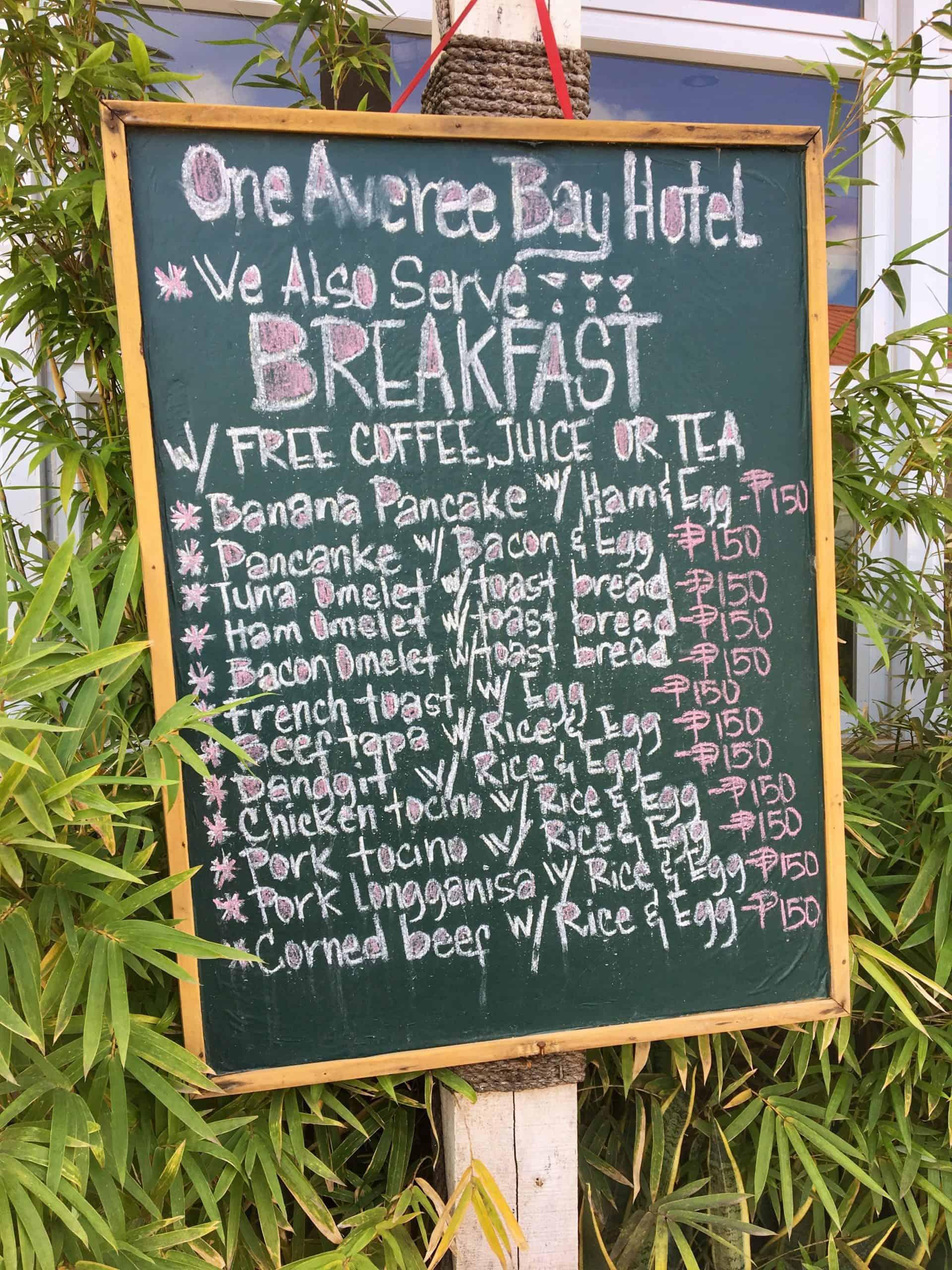 One Averee Bay Hotel Coron Philippines
