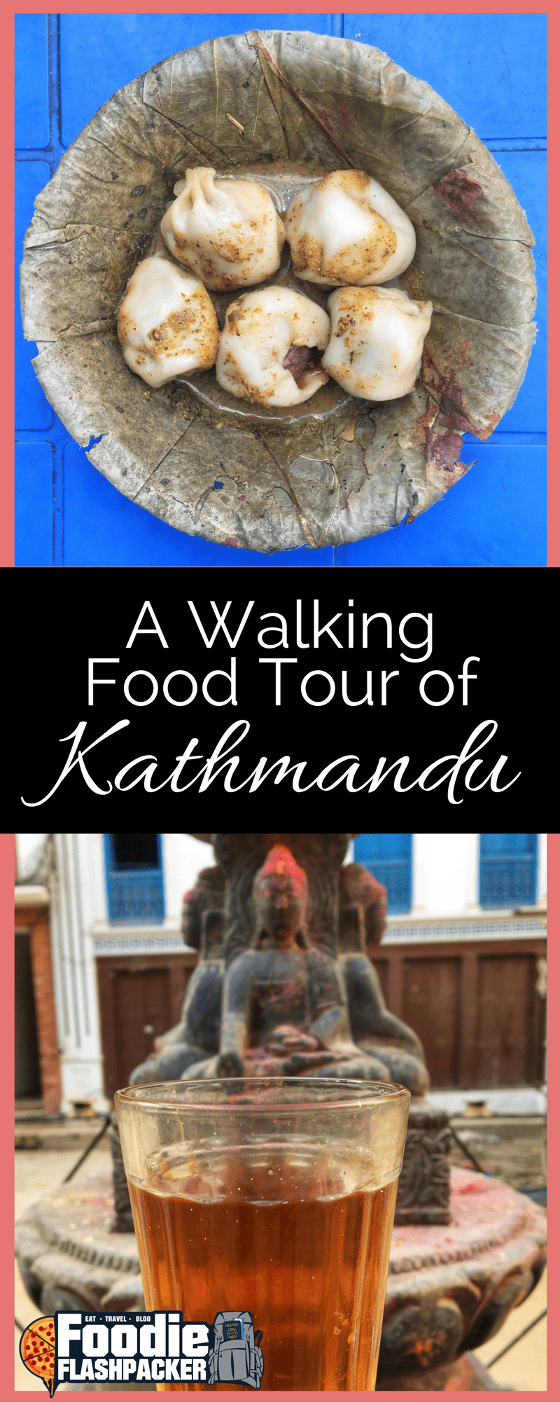 walking food tour of kathmandu