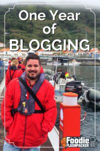After one full year of blogging, it was time to decide if I wanted to keep going or give it up.