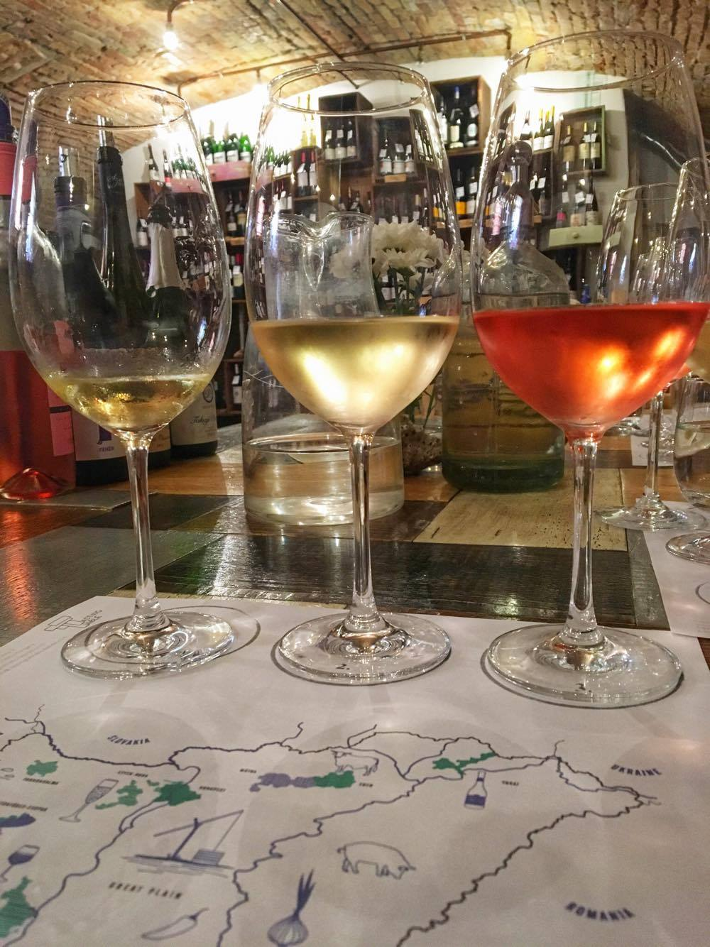 Essentials of Hungarian Wines with Taste Hungary