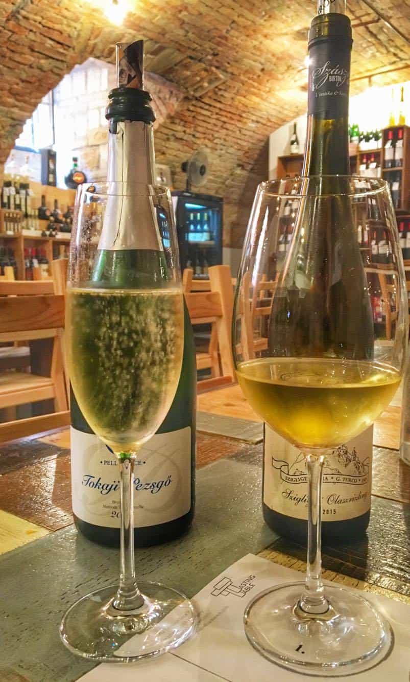 Essentials of Hungarian Wine Tasting