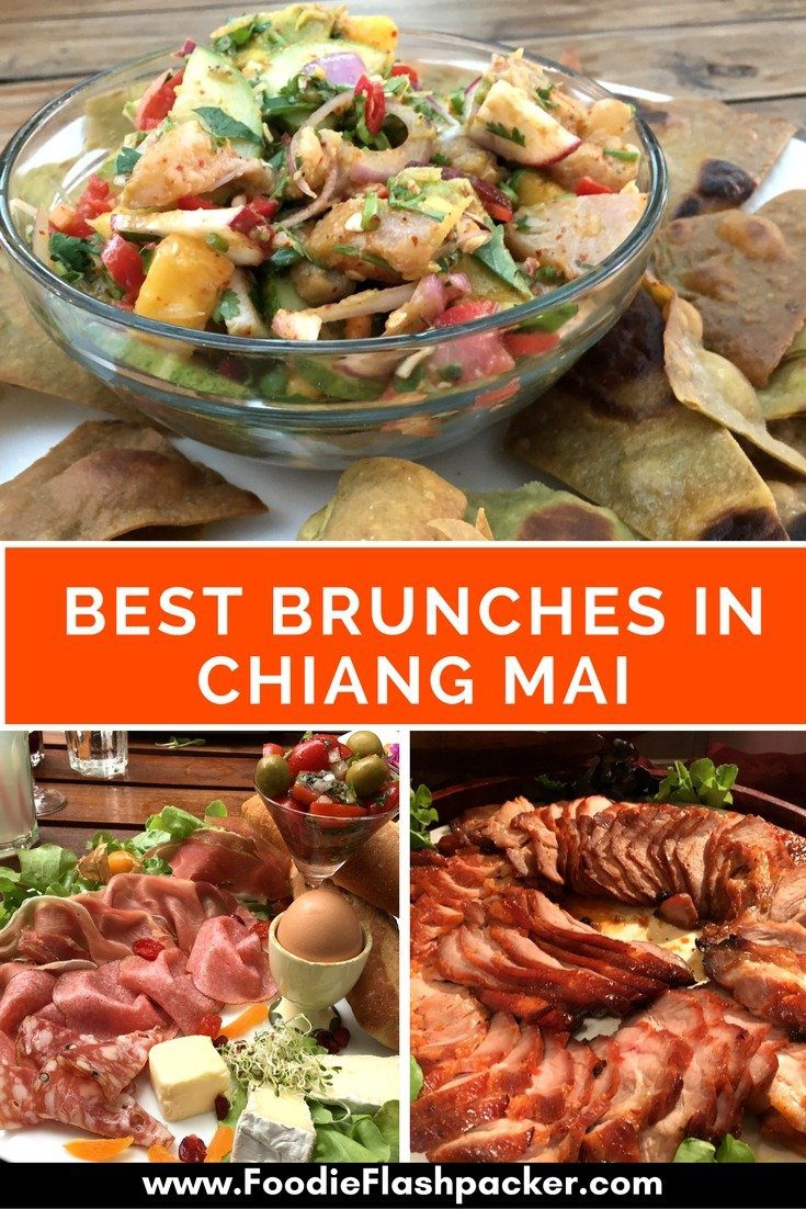 best brunch Chiang Mai