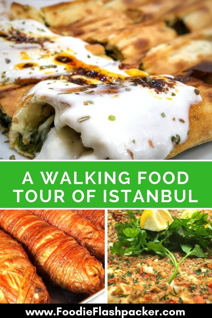 Istanbul On Food walking food tour