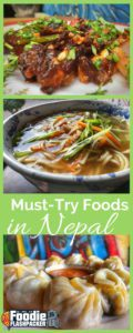 Nepal is not known as a foodie destination. In fact, many of the most common or typical dishes you find in Nepal are not actually Nepalese. They are heavily influenced from Tibet, India and Thailand. But, if you know what you're looking for, you can find some truly great Nepalese food.