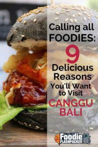 Canggu was my favorite city in Bali, and the incredible foodie scene had a lot to do with that. As a surfing community, it was no surprise many of the menus in Canggu focused on healthy options with locally sourced ingredients. The beach town is packed full of trendy (dare I say hipster?) restaurants. The following are the best restaurants in Canggu.