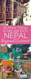 When many people think of Nepal, they just think of Climbing Mount Everest. There's so much more to it! You can have lots of fun and see plenty of great things in Nepal. Explore your choices!