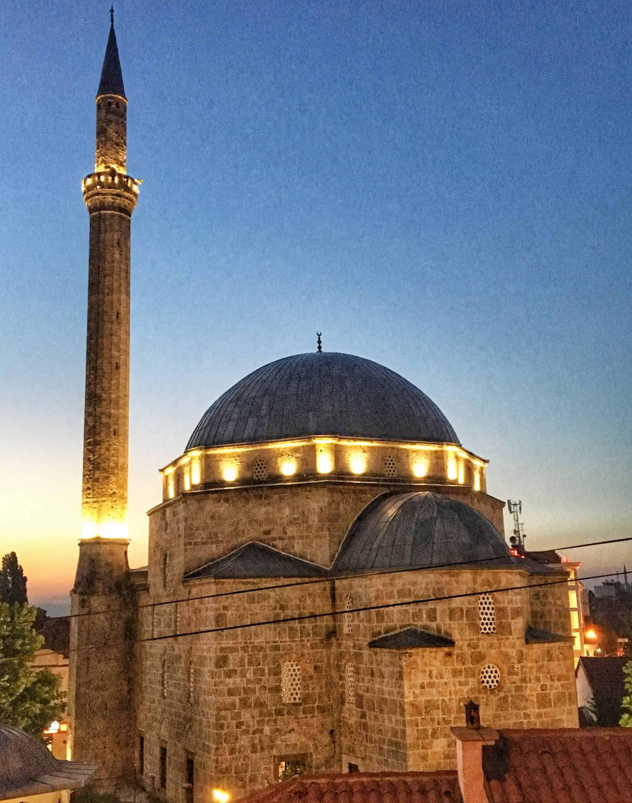 Sinan Pasha Mosque Prizren Kosovo