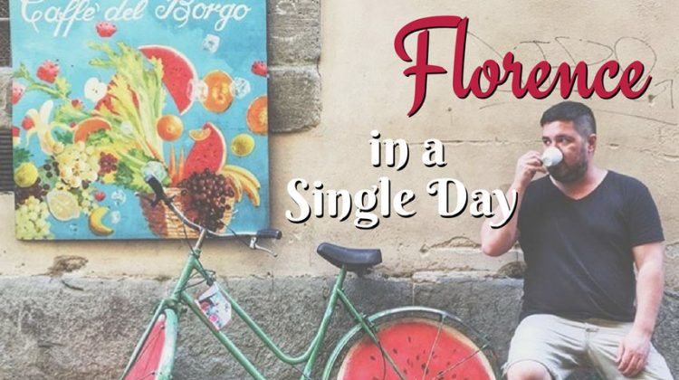 Florence In A Single Day