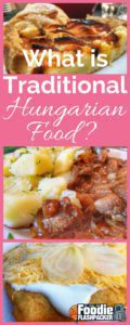 During my most recent visit to Hungary I learned more about what traditional Hungarian food is. Hungarians make use of what is seasonal and many of the dishes focus on meats, fresh vegetables, and dairy products. I also learned that many of the traditional dishes have influences on them such as Jewish and Austrian cuisine.