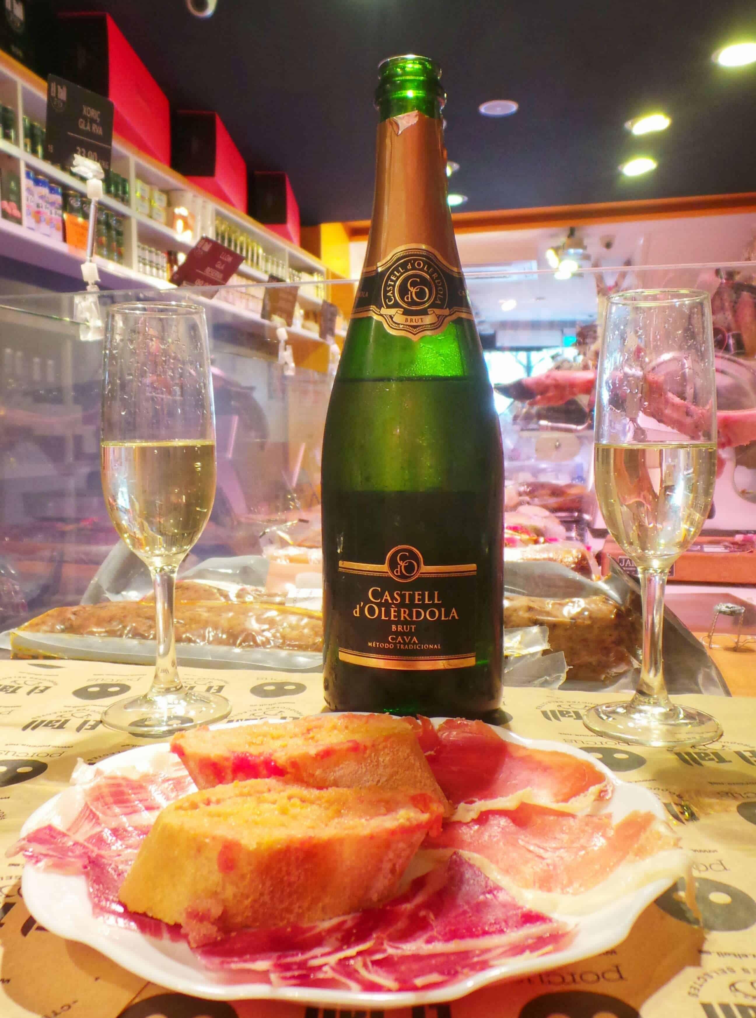 walking food tour of Girona