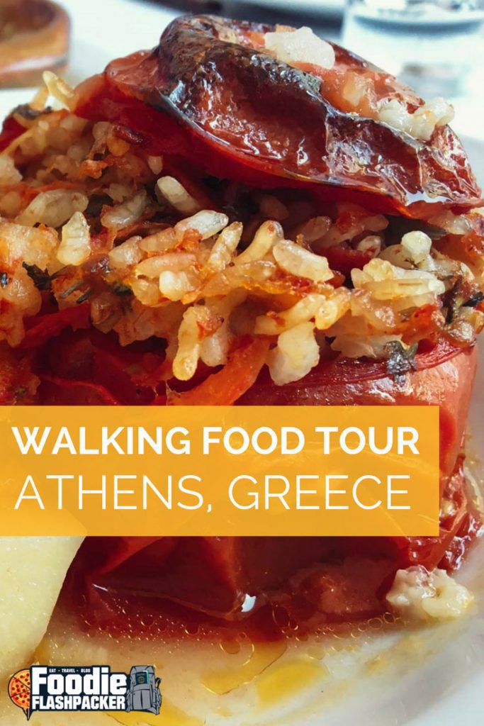 If you follow my blog, you know that one of the first things I do when visiting a new city is to find a walking food tour. This time I've teamed up with Culinary Backstreets to tell you about their walking food tour of Athens.