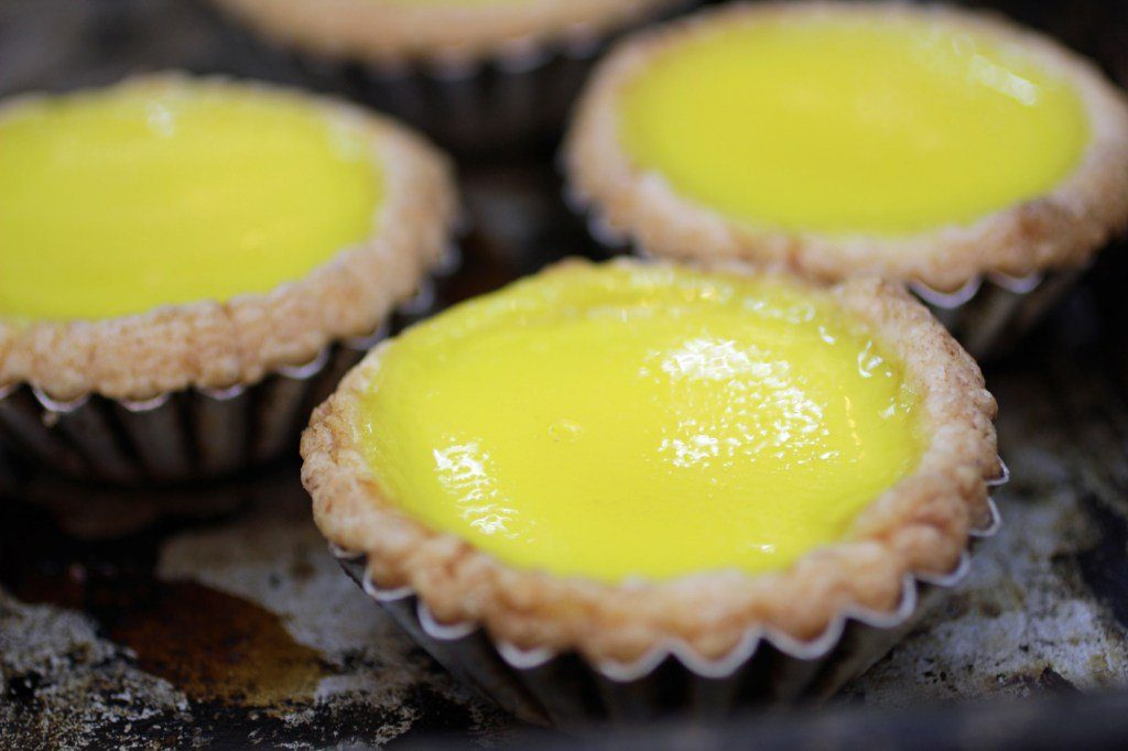 egg tart - Easily the highlight of my time in Hong Kong was the walking food tour that I was invited to join. In this post I'll show you my favorites and even the one dish from the tour I didn't like.