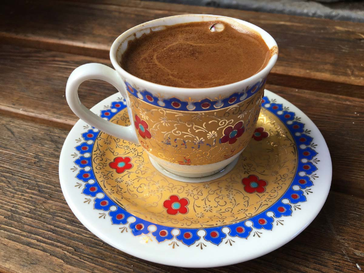 Turkish Coffee. See the sights of Istanbul with me and Serif Yenin. Find some great food and some great attractions you may not have known about!