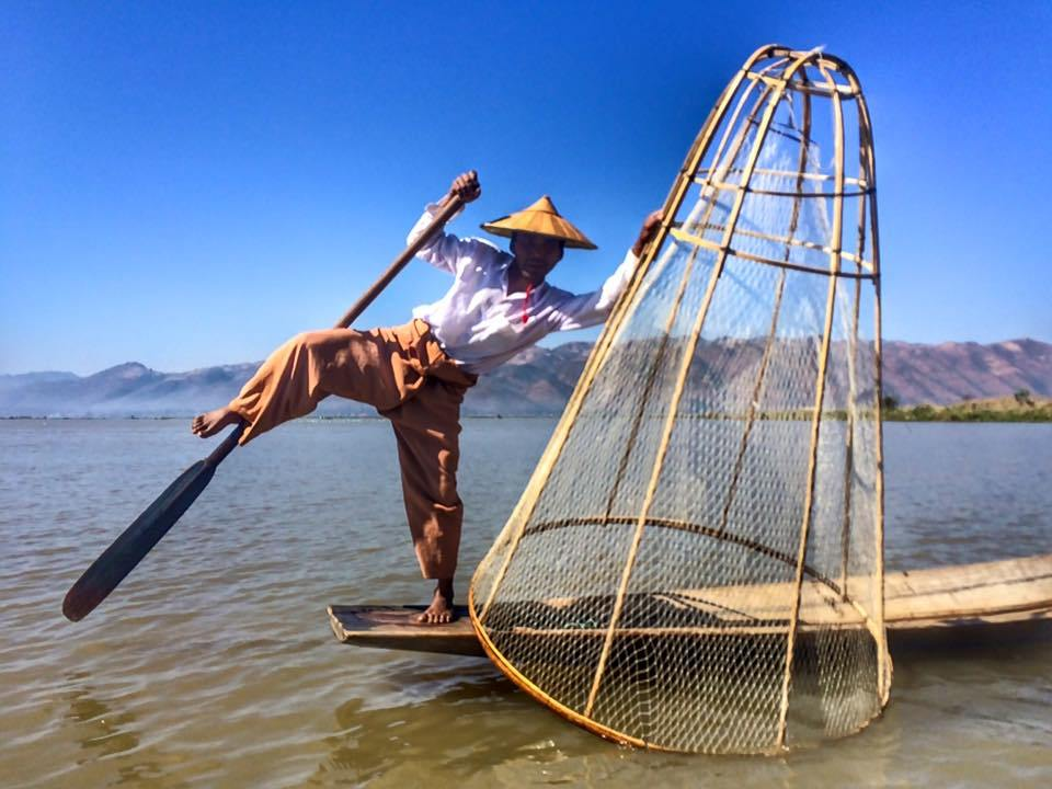 Inle Lake-Although Myanmar, formerly known as Burma, is fast becoming a part of the trail for backpackers visitingSoutheast Asia, it is still possible to visit andfeel as though you're one of the first to discover this amazing country. But, as you'll hear from anyone who has been, the best time to go is now or as soon as possible.