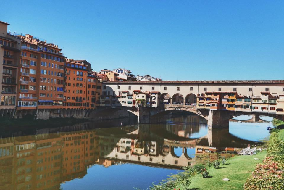Ponte Vecchio - How to experience Florence, Italy in 24 hours.