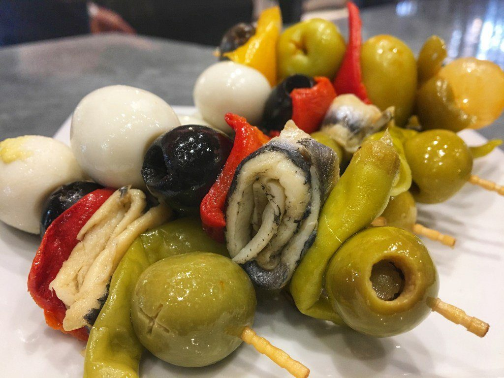 Walking Food Tour of Madrid with Devour Tours