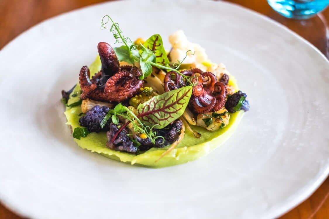 octopus appetizer Vienna restaurants