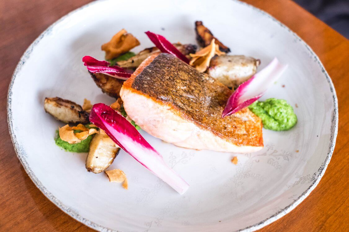 Vienna restaurants fine dining fish