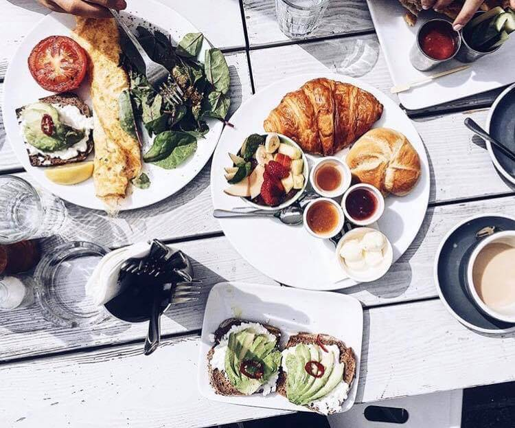 Vienna restaurants breakfast